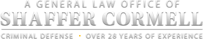 Law Offices of Shaffer Cormell